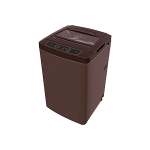 Godrej 6.2 kg Fully-Automatic Top Loading Washing Machine (WT EON Audra 620 PDNMP COCOA BROWN)
